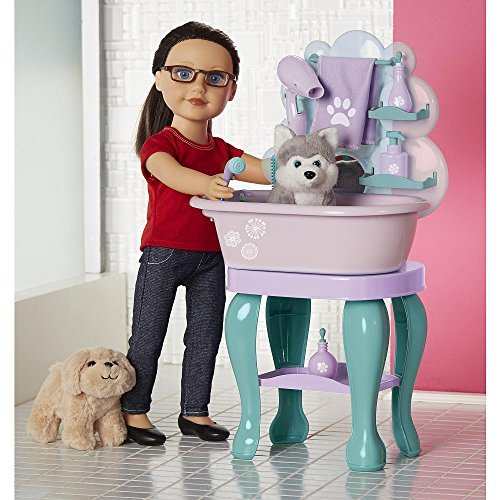 Truevision Journey Girls Pet Grooming Set (Dolls and Pets...
