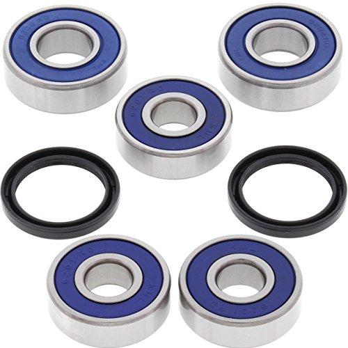 - All Balls 25-1505 Rear Wheel Bearing Kit