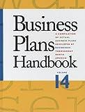 Business Plan Handbook, Lynn Pearce, 0787695033