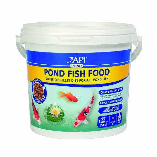 API Pond Fish Food, 25-Ounce (Fish Food Koi compare prices)