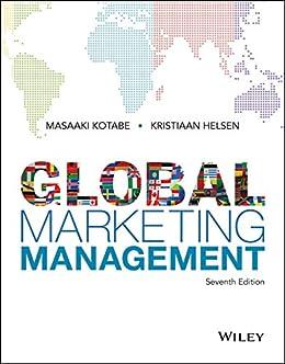 global marketing management kotabe pdf