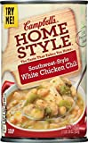 Campbell's Homestyle Soup, Southwest-Style White Chicken Chili, 18.6 Ounce (Pack of 12) by Campbell's Homestyle