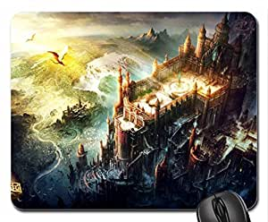 Dynasty Rise Mouse Pad, Mousepad (10.2 x 8.3 x 0.12 inches)