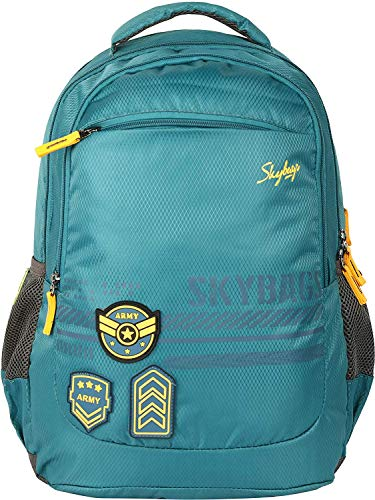 Skybags Stream Backpack (Blue)