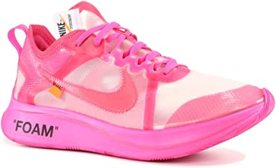Nike Zoom Fly x Off White Tulip PinkRacer Pink Trainer