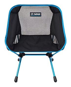 Chair One Mini Camp Chair – Child Size Black