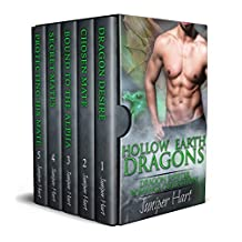 Hollow Earth Dragons: Dragon Shifter Romance Collection