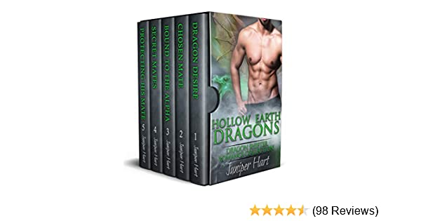 Hollow Earth Dragons: Dragon Shifter Romance Collection - Kindle edition by Juniper Hart. Paranormal Romance Kindle eBooks @ Amazon.com.