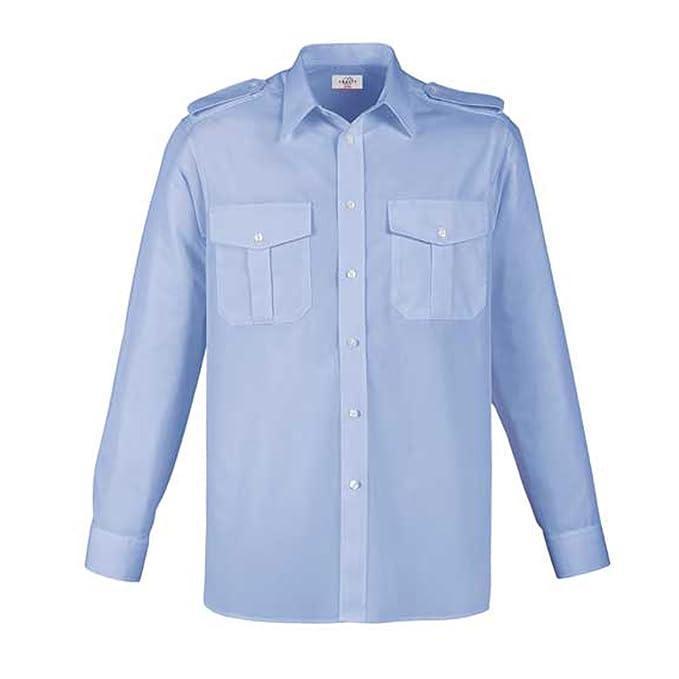 es Casual Kent Cuello Camisa Para Mode Amazon Hombre Greiff xUqBH8Ec