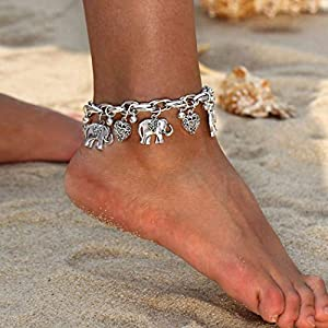 Elephant Anklets