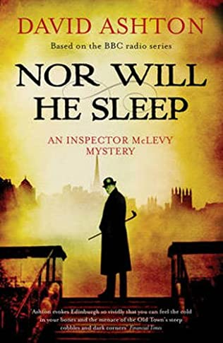 book cover of Nor Will He Sleep