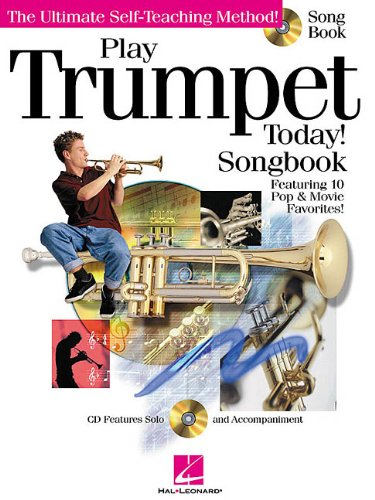 Play Trumpet Today!: Songbook (Play Today!)