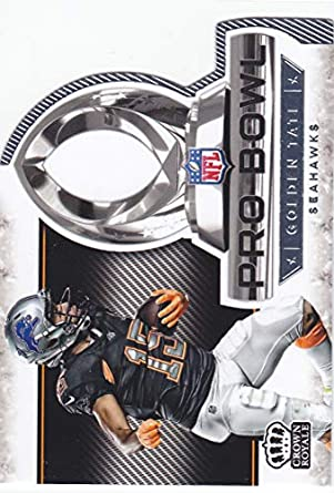 2015 CROWN ROYALE GOLDEN TATE PRO BOWL INSERT at Amazons Sports Collectibles Store