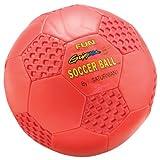 BSN Sports Fun Gripper 8'' Soccer Ball - Red