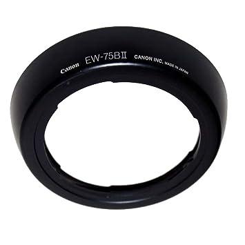 Review Canon EW-75BII Lens Hood