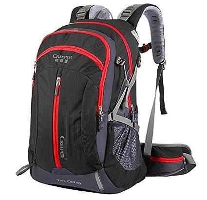 Creeper Outdoor Backpack Black 40L