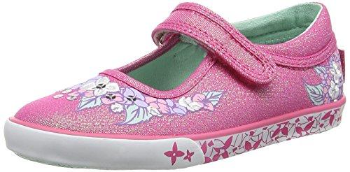 Start Rite Mädchen Summer Serenity Sneaker Pink (Pink Sparkle)