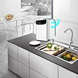 AlkaDrops LED Water Ionizer Purifier Machine