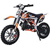 X-PRO Bolt 50cc Dirt Bike Gas Dirt Bike Kids Dirt