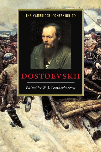 [BOOK] The Cambridge Companion to Dostoevskii (Cambridge Companions to Literature) [D.O.C]