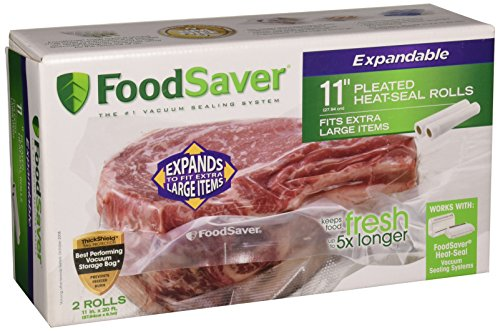 foodsaver-fsfsbfex624-027-expandable-heat-seal-rolls-2-pack-11-20-clear