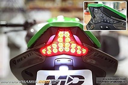 Amazon.com: 2014-2016 Kawasaki Z1000 2016-2018 Ninja ZX-10R ...