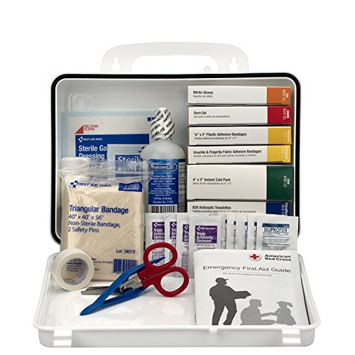 Pac-Kit by First Aid Only Vehicle Bulk First Aid Kit, 85-Piece Kit (85 Piece First Aid Kit)
