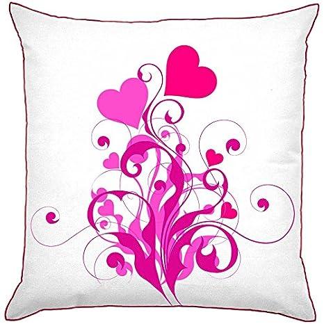 My Custom Style Cojín cuadrado modelo San valentín -el amor ...