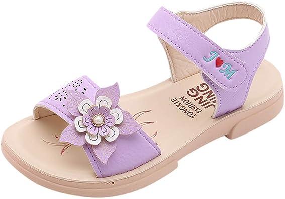 Bébé Enfants Filles d/'été Paillettes Princesse Plage Romain Chaussures Sandales