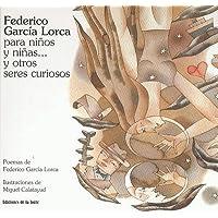 Federico García Lorca para niños y niñas...