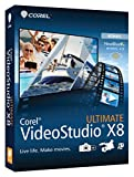 Image of Corel VideoStudio Ultimate X8 (Old Version)