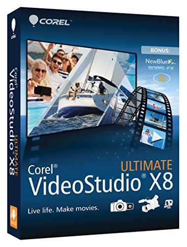 Corel VideoStudio Ultimate X8 (Old Version) Image