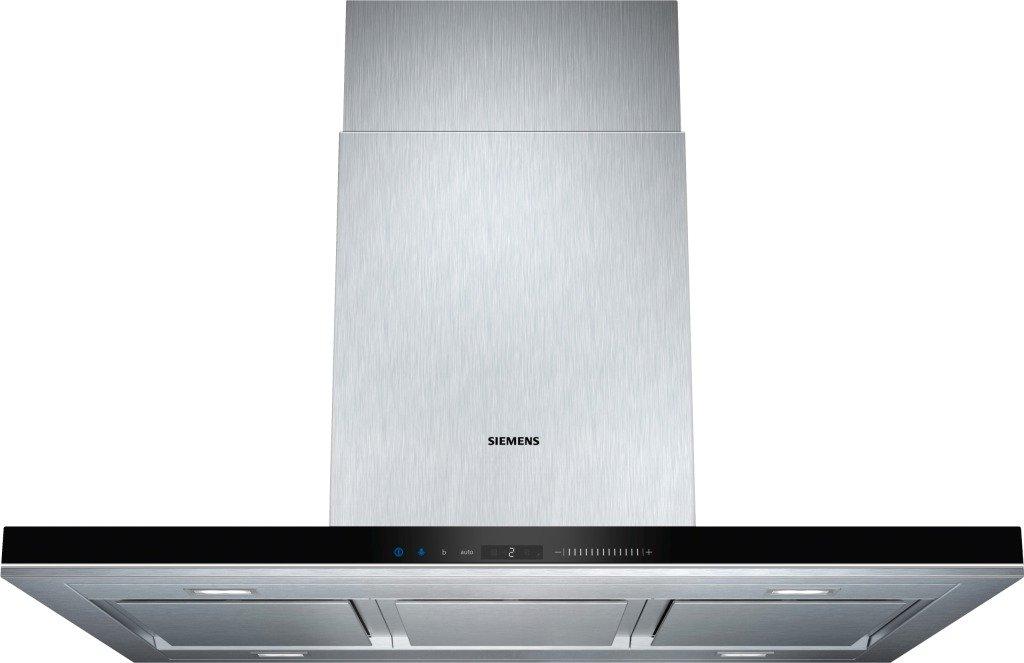 Siemens LF91BA582 iQ700 Inselhaube / 90 cm Insel-Esse/Edelstahl [Energieklasse A]