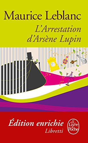 L Arrestation D Arsene Lupin Policiers French Edition