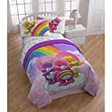 Care Bears Twin / Full Comforter w/ Plush Reverse by American Greeting