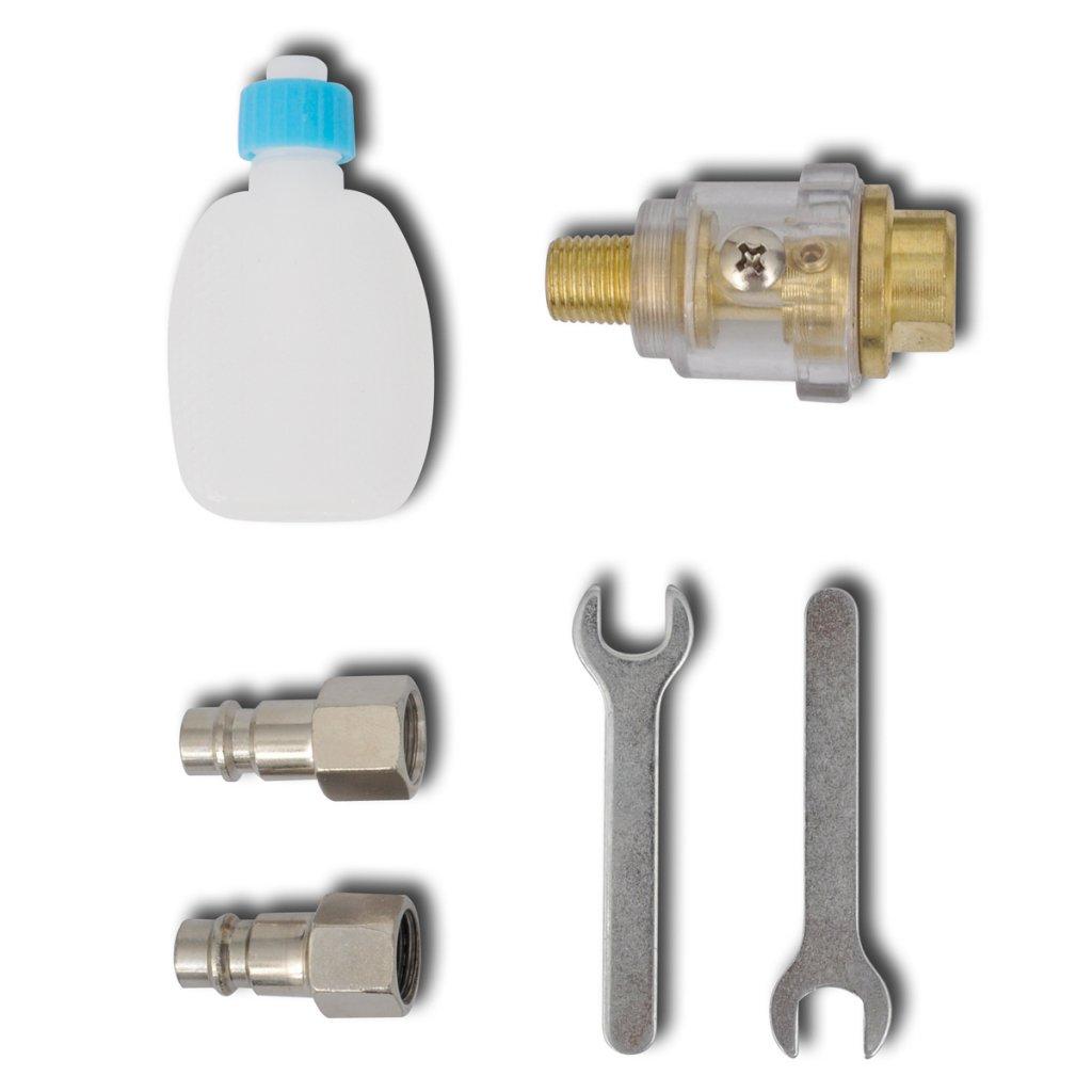 54000 RPM, Gris, Corriente alterna, 335 mm, 200 mm, 50 mm VidaXL 140650 amoladora recta 54000 RPM Gris Straight grinder