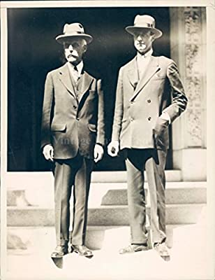1930s Andrew Milton hijo ley David Bruce Hombres Traje corbata ...