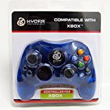 Hydra Performance Wired Xbox Controller Game Pad S-Type – Blue For Sale