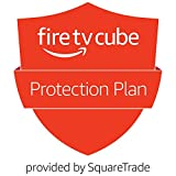 3-Year Protection Plan for Amazon Fire TV Cube (2018 release)