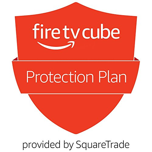 - 3-Year Protection Plan for Amazon Fire TV Cube