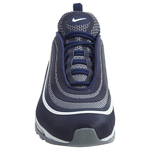 Nike Tee-BF Futura GLYPH Fill - Camiseta para mujer Midnight Navy/White-cool Grey