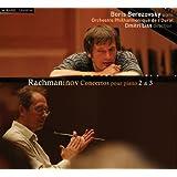ラフマニノフ : ピアノ協奏曲 第2番 | 第3番 (Rachmaninov : Concertos pour piano 2 & 3 / Boris Berezovsky (piano), Dmitri Liss (direction), Orchestre Philharmonique de l'oural) [輸入盤・日本語解説書付]