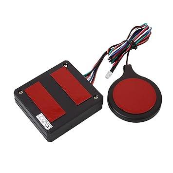 Sedeta Botón del coche/cerradura del ladrón del RFID Alarma ...