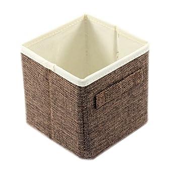 Aufbewahrungsbox KLEIN 12x12x13 Badezimmer Korb Kiste Box Badezimmer ...