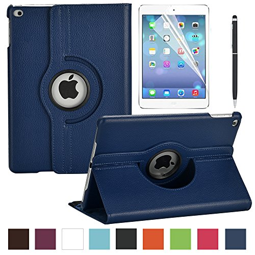 Leather Degree Rotating Tablet Protector
