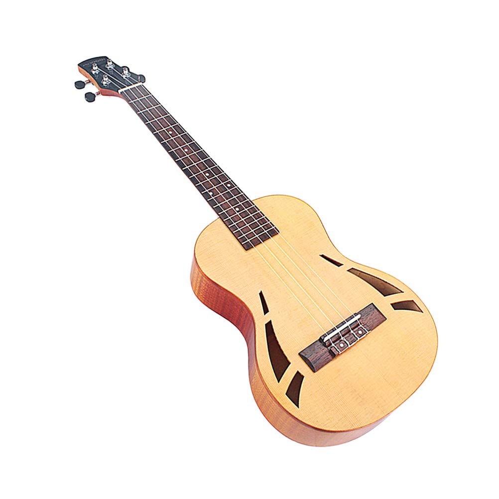 Healifty 26 ''コンパクトUkelele 4 Stringsハワイアンギター   B07JZ451FS