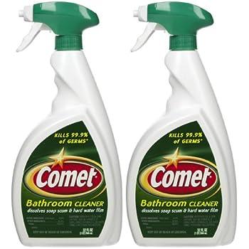 Comet Bathroom Cleaner Spray - 32 oz - 2 pk