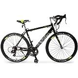 Murtisol 700C Road Bike Aluminum Frame 54cm Racing Bicycle 14 Speeds Shimano Bicycle