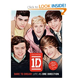 Dare to Dream One Direction Hardcover UK Edition (Life As)