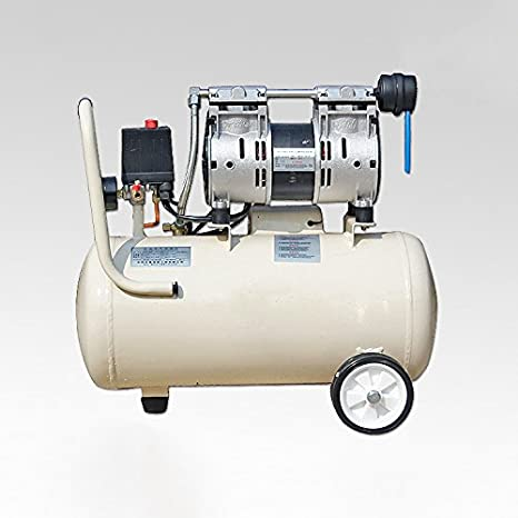 SATKIT Compresor aire silencioso (66db) sin aceite 30 litros modelo OTS750-30: Amazon.es: Bricolaje y herramientas
